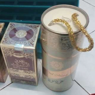 Oud Mood Lattafa Perfume