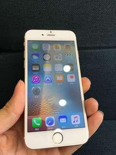 🚚 Iphone6 i6 16G 金色 二手