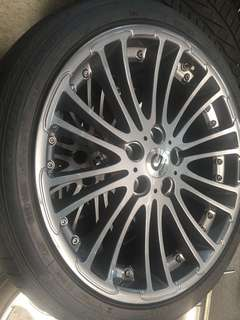 G power rims original for bmw