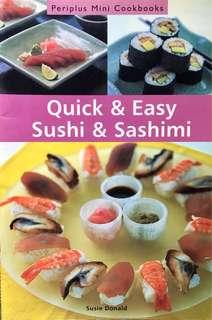 Quick & Easy Sushi: Sushi & Sashimi