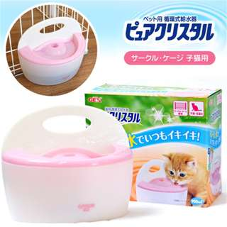 GEX Pet Pure Crystal for Cage Kitten 0.9L
