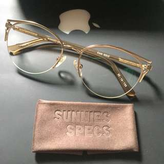 Sunnies specs• cam gold (1900 to 1700)