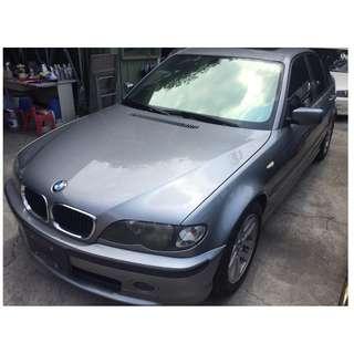 BMW 318i e46末代