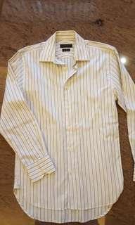 Kemeja Stripe shirt