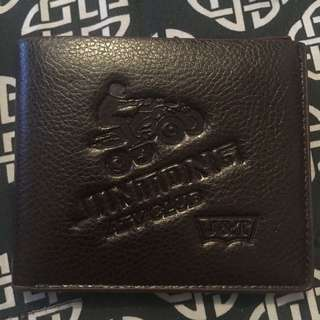 BRAND NEW Original Riveted Leather Wallet