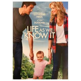 DVD - LIFE AS WE KNOW IT (ORIGINAL USA IMPORT CODE 1)