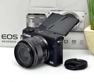 Canon M10 Bisa Di Cicil Tanpa Kartu Kredit Proses Cepat