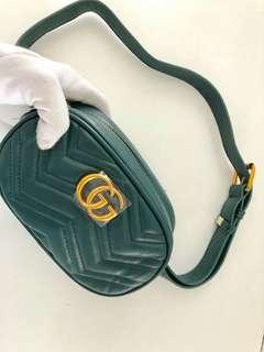 GG Pouch Green