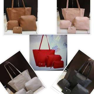 1 set Ladies Bag