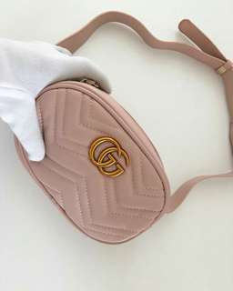 GG Pouch Nude