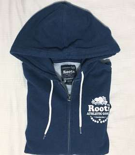 Roots zip-up hoodie