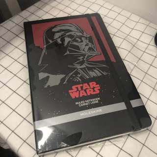 Star Wars Moleskin Book