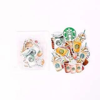 [ST] Bujo Packet: Starbucks
