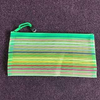 🍓BN Rainbow Neon Multi Purpose Pouch