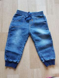 Mother care boy jeans