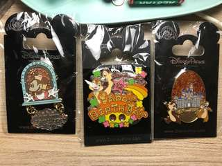 Disney pin~shanghai