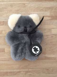 Brand New Flatout Bearbaby soft toy
