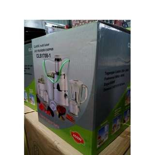 Juicer 7 in 1 Classic Made Korea Moegen blender termurah