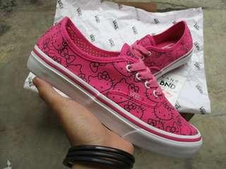 Vans Oldskool Hello Kity Pink (Waflee HF)