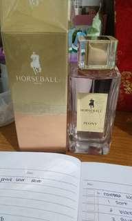 Parfum Horseball ~ peony