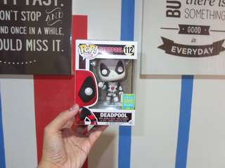 Deadpool 2016 Summer Convention Exclusive