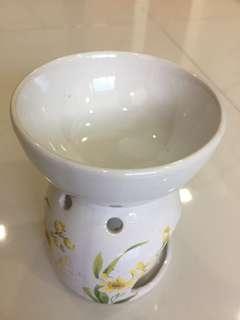 AROMA Oil Porcelain Pot