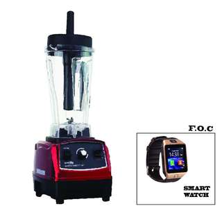 INNOFOOD HEAVY DUTY BLENDER MODEL : KT-SX766