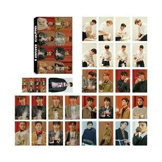 Exo Universe Lomo Card