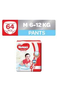 Free Toys with Huggies Silver Pants 64 Pack