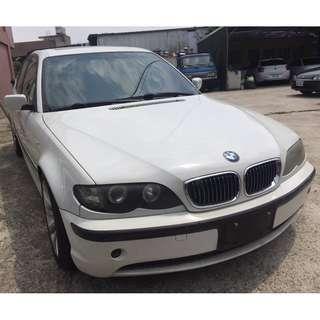 2004 BMW 320i