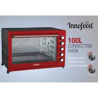 INNOFOOD  ELECTRIC OVEN 100LITRES  MODEL : KT-CL100R