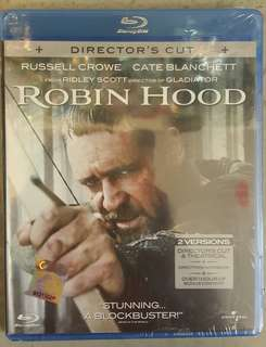 Robin Hood Blu-Ray Movie