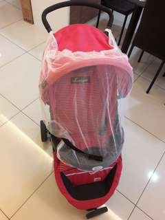 Very good stroller for cheap price! COD only