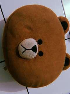 Boneka brown