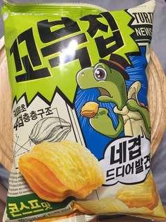 韓國烏龜洋芋片🇰🇷