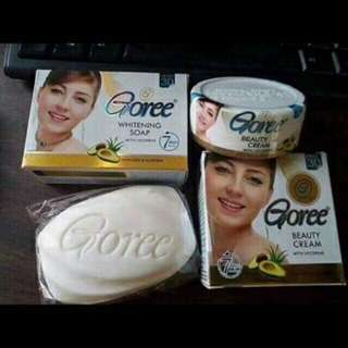 APR 18 GOREE SET (SOAP/CREAM) (RS) #iK