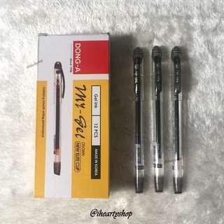 Dong A My Gel Ball Pen 0.5mm (Black)
