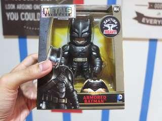 Armored Batman Metal Die Cast by Jada