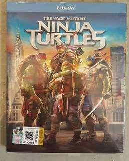 Ninja Turtles Blu-Ray Movie
