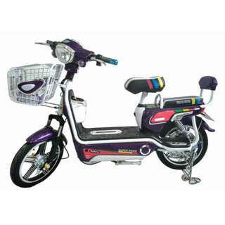 Sepeda Listrik Neptunus 48v Super Rider Spt Selis Paling Murah