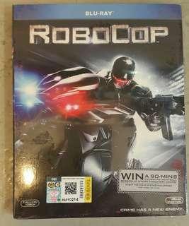 Robocop Blu-Ray Movie