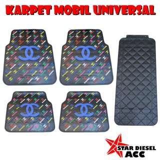 Karpet Universal 5PC CHANNEL