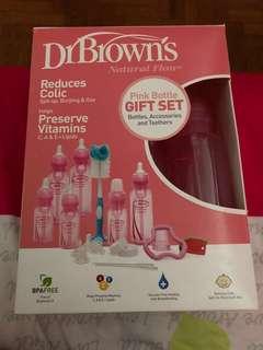 Dr brown natural flow gift set