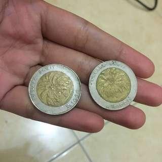Uang 1000 kelapa sawit