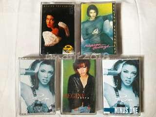 Regine Velasquez Albums Cassette Tapes
