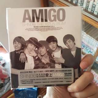 SHINEE AMIGO CD