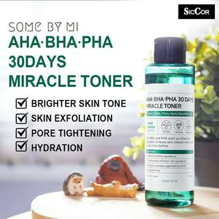 (FREE POSTAGE) SOME BY MI TONER