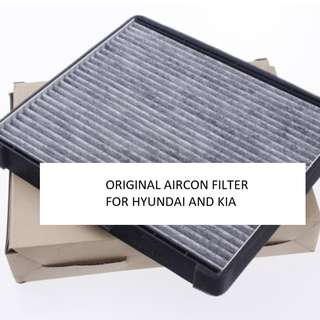 HYUNDAI AND KIA AUTHENTIC AIRCON FILTER
