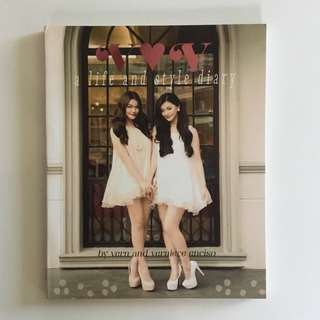 V & V Life and Style Diary by Vern and Verniece Enciso
