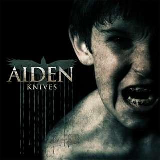 Aiden – Knives CD